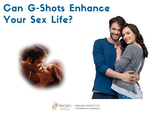 G-Shots Treatment for a Better Sex Life